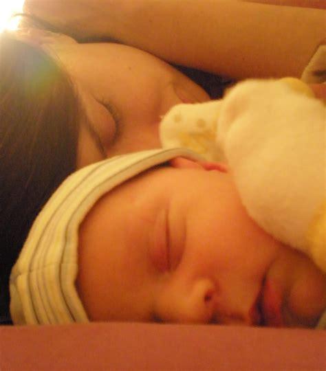 Sleeping Through The Night When Breastfeeding Sharon Karam