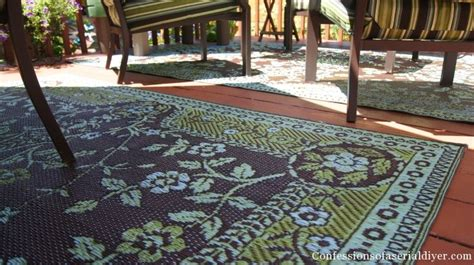 Outdoor Rugs For Decks by Plastic Rug Quot Mad Mats Quot From Safe For Decks