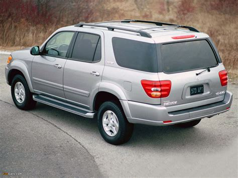 Photos Of Toyota Sequoia Limited 2000–05 (1280x960