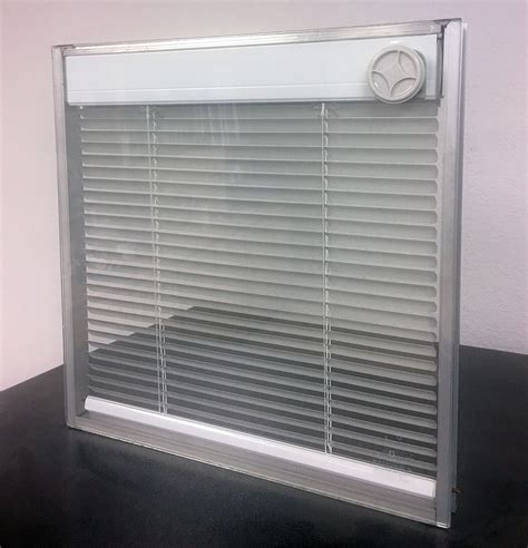 windows with blinds between the glass between glass blinds doors windows with blinds between