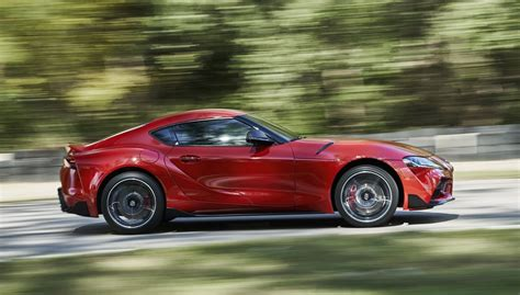 2020 Toyota Supra Widebody Wallpaper by A Legend Returns 2020 Toyota Supra Makes World Debut