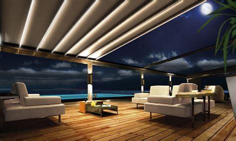arredamento per terrazzi coperture per terrazzi pergole e tettoie da giardino