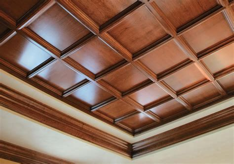 Faux Wood Ceiling Tiles  Intersource Specialties Co