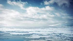 Ice Flow In Arctic Sea - Motion Graphics | VideoHive 16701005