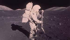 YouTube Conspiracy Theorist Alleges Apollo 17 Moon Landing ...
