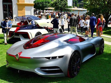 Renault Trezor Concept Car Pictures Features Business