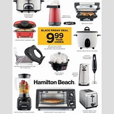 Kohl's Big Deals On Small Kitchen Appliances [free Or $1