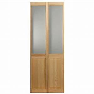 pinecroft 36 in x 80 in frosted glass over raised panel With 36 frosted glass interior door