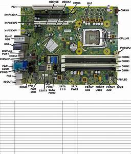 Wiring Diagram  31 Hp 8200 Elite Motherboard Diagram