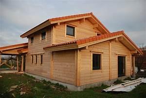 Maison En Bois Construction : pikku suomi construction d une maison en bois ~ Melissatoandfro.com Idées de Décoration