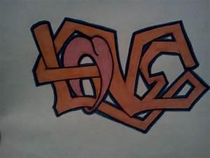 Love- Graffiti by KittyLavhsGreece on deviantART