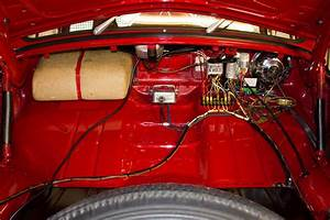 Vw Beetle 1200 A Fuse Box And Wiring  Description From