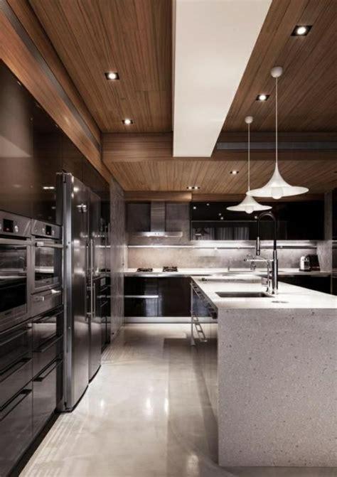interieur cuisine moderne maison de luxe moderne interieur cuisine