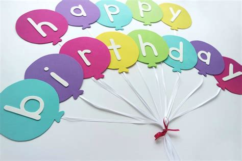 diy birthday banner template happy birthday banner diy template balloon birthday banner template