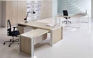 Mobilier De Bureau Pas Cher : bureau professionnel mobilier de bureau design pas cher lepolyglotte ~ Teatrodelosmanantiales.com Idées de Décoration