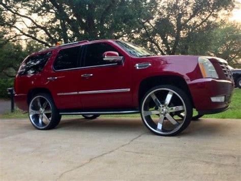 cadillac escalade ext custom wheels diablo elite 30x10 0 buy used 2007 cadillac escalade 28 inch rims highway