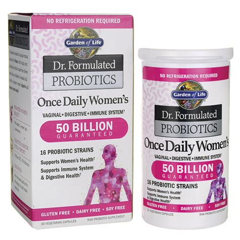 Garden Of Probiotics Once Daily S by Garden Of Dr Formulated Probiotics Once Daily