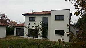 maison avec toit terrasse le plan maison moderne sans With site de plan de maison 11 terrasse