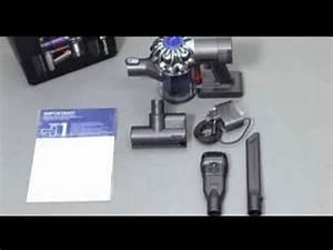 Dyson DC58 DC61 V6 Trigger And V6 Mattress Getting