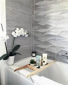 Top, 60, Best, Grey, Bathroom, Tile, Ideas