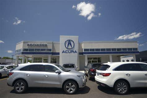 Acura Of Rochester In Rochester, Ny  (585) 3855
