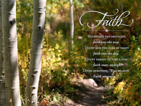 inspirational quotes  faith quotesgram