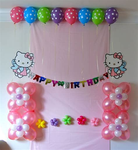 happy birthday  decoration ideas  home