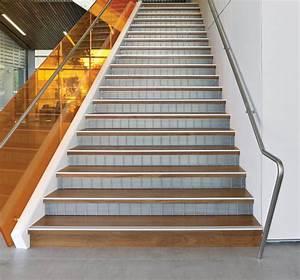 Metal Stair Risers