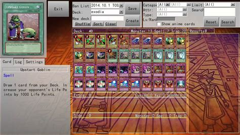 best exodia pull deck profile january 2015 youtube