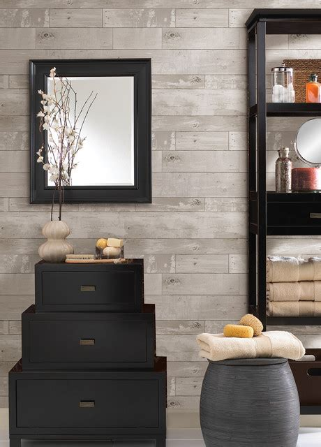 heim distressed wood panel faux texture
