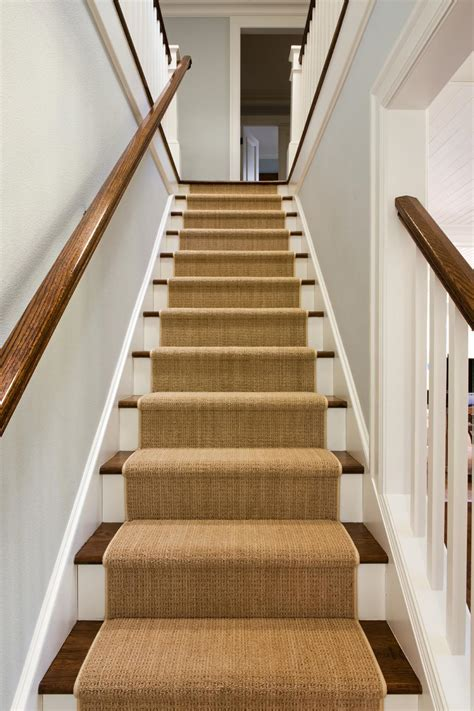 Carpet Stair Runners A Relic Of The Past Or A Stylish