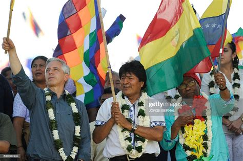 Head to head statistics and prediction, goals, past matches, actual form for world cup. Bolivia's President Evo Morales , Vice President Alvaro Garcia LInera... News Photo - Getty Images