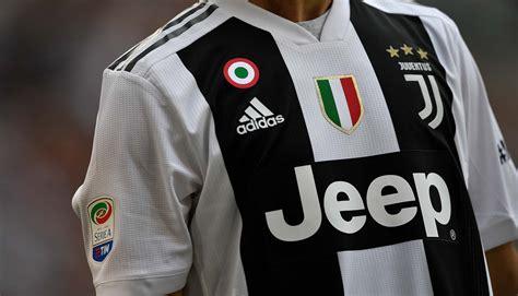 Juventus Champions League Jersey 1819 - Serra Presidente