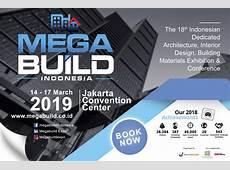 MegaBuild Indonesia 2019 Jakarta Event