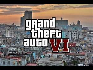 GTA 6 CITY OF AMBITION TRAILER OFFICIAL 2017 - YouTube