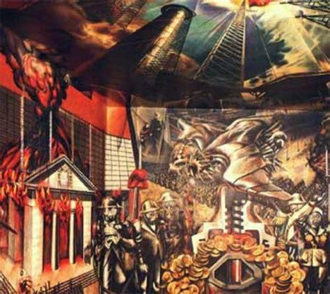David Alfaro Siqueiros Murales La Nueva Democracia by David Alfaro Siqueiros 171 Arquitectura En