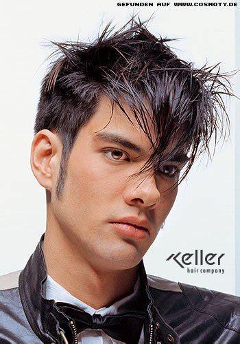 frisuren bilder popper style mit nass effekt frisuren