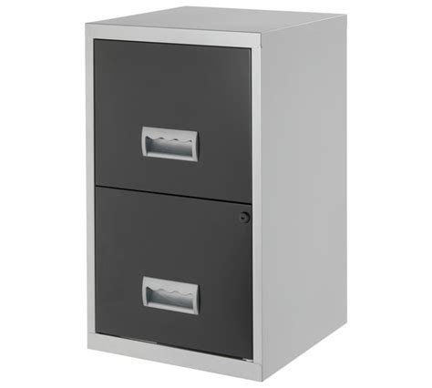 Where To Buy File Cabinets by Buy Metal 2 Drawer Filing Cabinet Silver And Black At