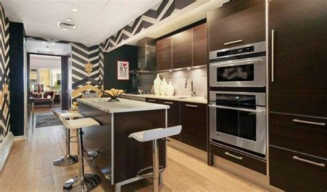 kitchen design nyc 10 of the best nyc bachelor pad condos 1290