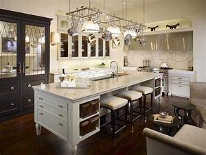 calcutta gold marble transitional kitchen de giulio With best brand of paint for kitchen cabinets with paris wall art black and white