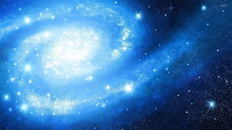 Galaxy Of Lights by Blue Galaxy Wallpaper 183 Free Amazing Hd