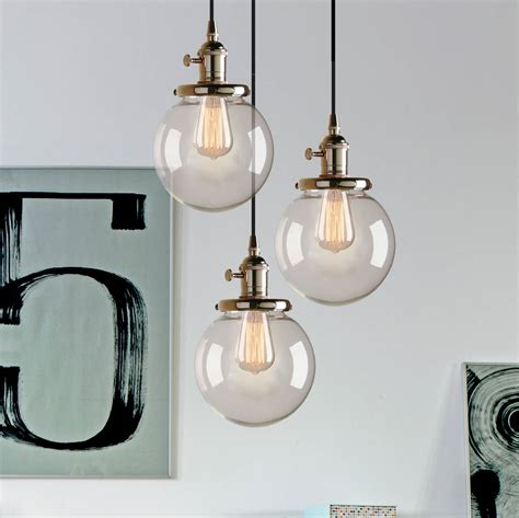 Three Way Contemporary Ceiling Pendant Lighting • Unique's Co