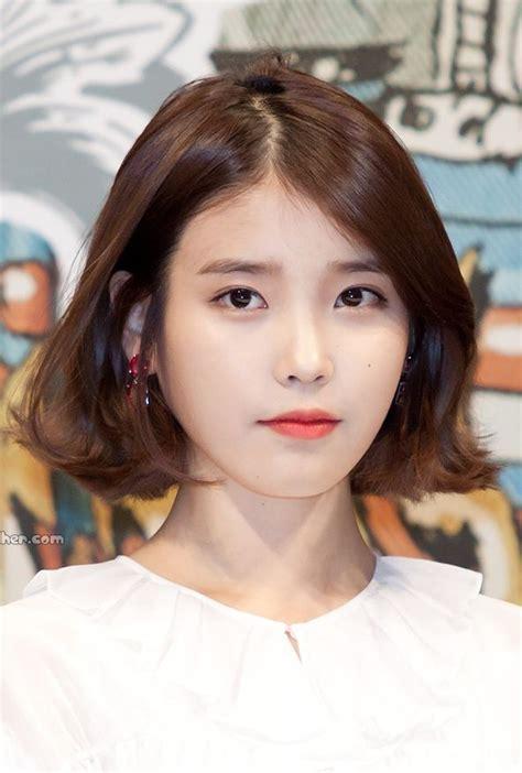 korean short hair  pinterest korean hairstyles women