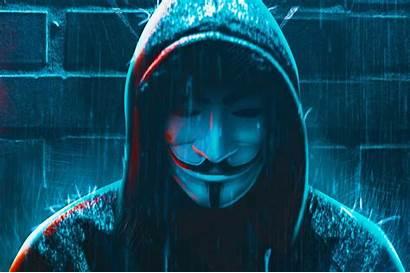 Anonymous 4k Hacker Mask Resolution Wallpapers Pixel