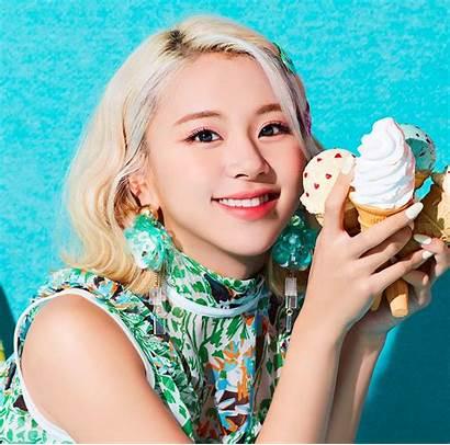 Twice Chaeyoung Happy Breakthrough Ice Cream Nayeon