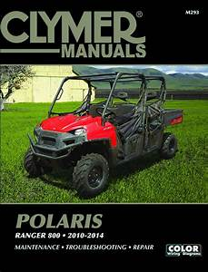 Polaris Ranger 800 Repair Manual  2010  Sxs