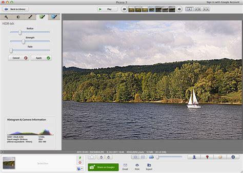 Download Picasa 39 With Google+, New Photo Editing And