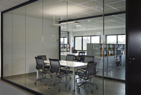 cloison verre bureau separation de bureau en verre excellent cloison de