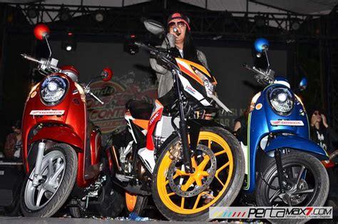 wpid astra honda motor perkenalkan new sonic 150r repsol speciaal edition dan warna baru honda