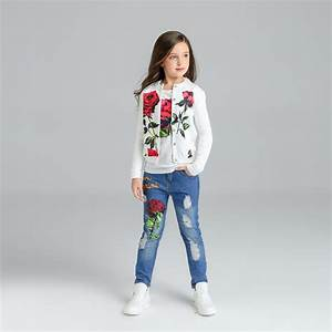 Aliexpress.com : Buy 2016 brand kids fashion girls clothes ...